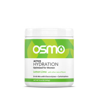 Osmo Tub Optimized For Women Lime Flavor