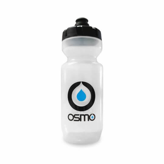 Osmo 22oz Clear Water Bottle